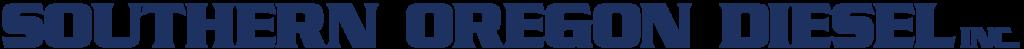 Southern Oregon Diesel Inc Logo
