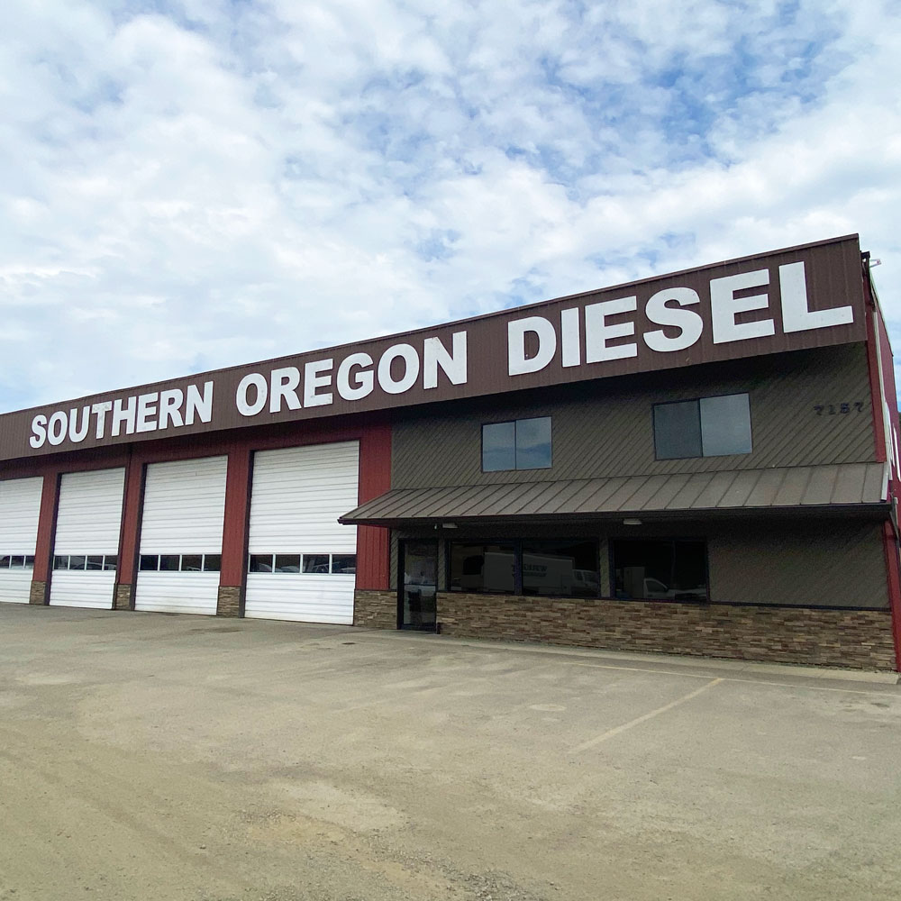 Southern Oregon Diesel Building